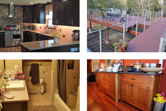 DCI Home Works - Kitchens, Baths, Decks and General Home Improvements - Gloucester and Camden County New Jersey