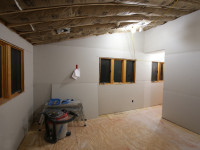 Add or re-purpose a room - Call DCI Home Works at 1-800-254-3643 for Framing, Drywall, Windows and More!